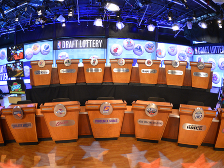 Suns to Select 14th in 2014 NBA Draft