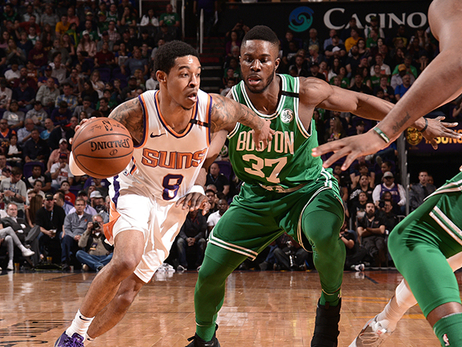 Ulis Scores Season-High in Close Battle with Celtics