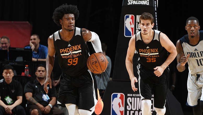 Suns NBA Announce Schedule for NBA Summer League 2018