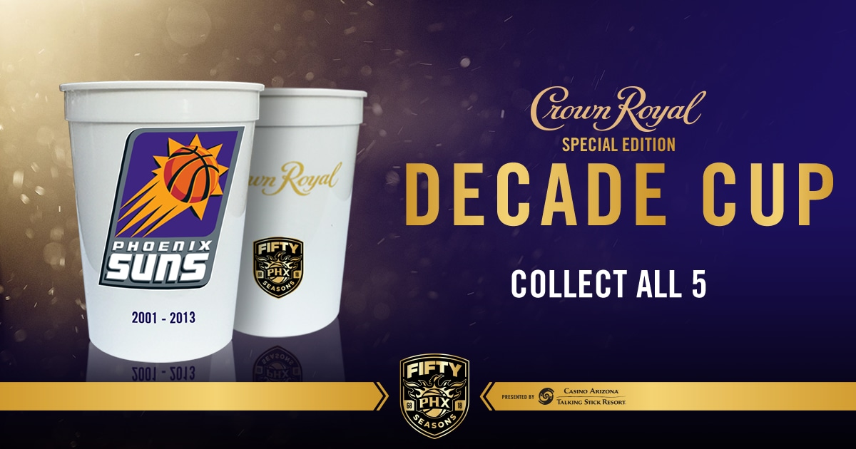 Crown Royal Cup Collection