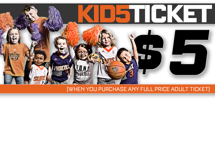 phoenix suns tickets for sale