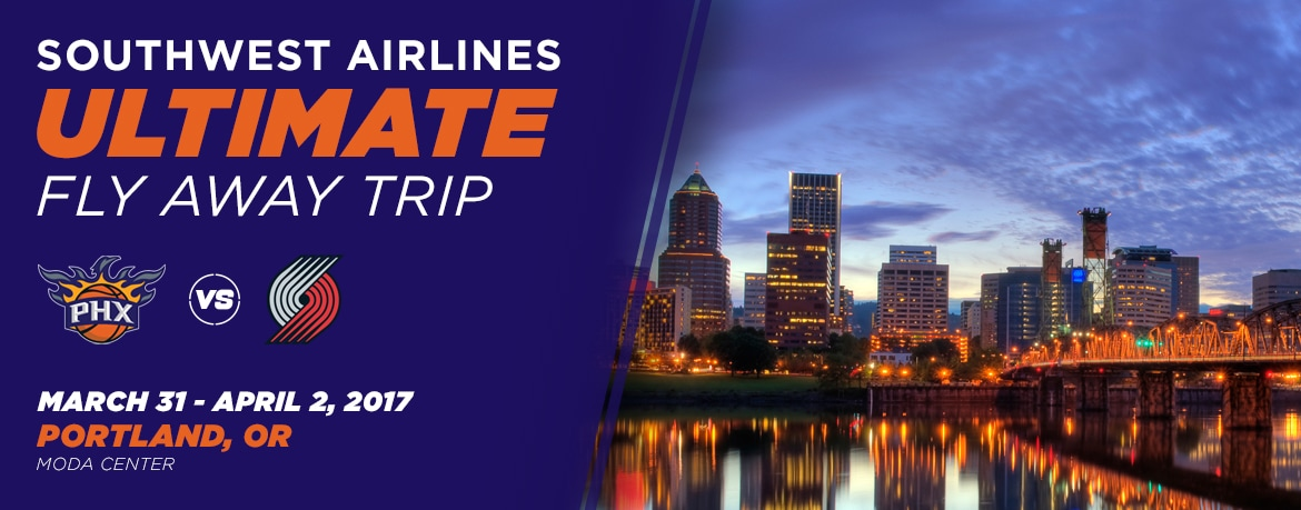 SWA Ultimate Fly Away Trip