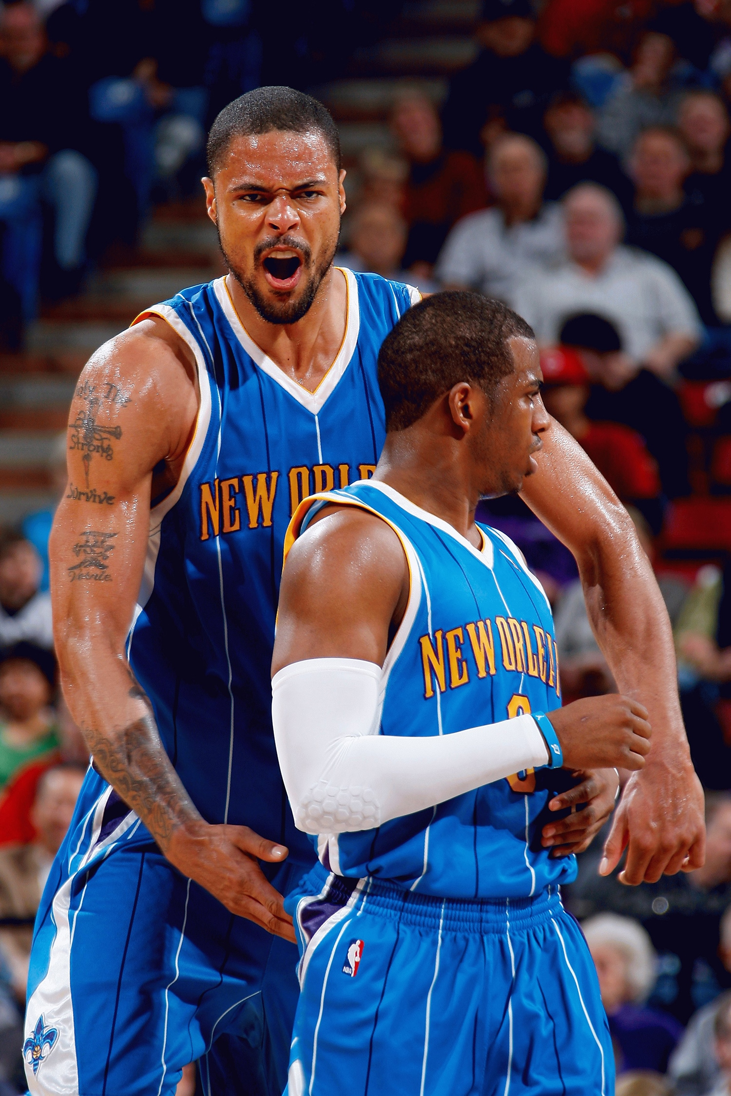 Points of View: How Tyson Chandler Signed with Phoenix ...