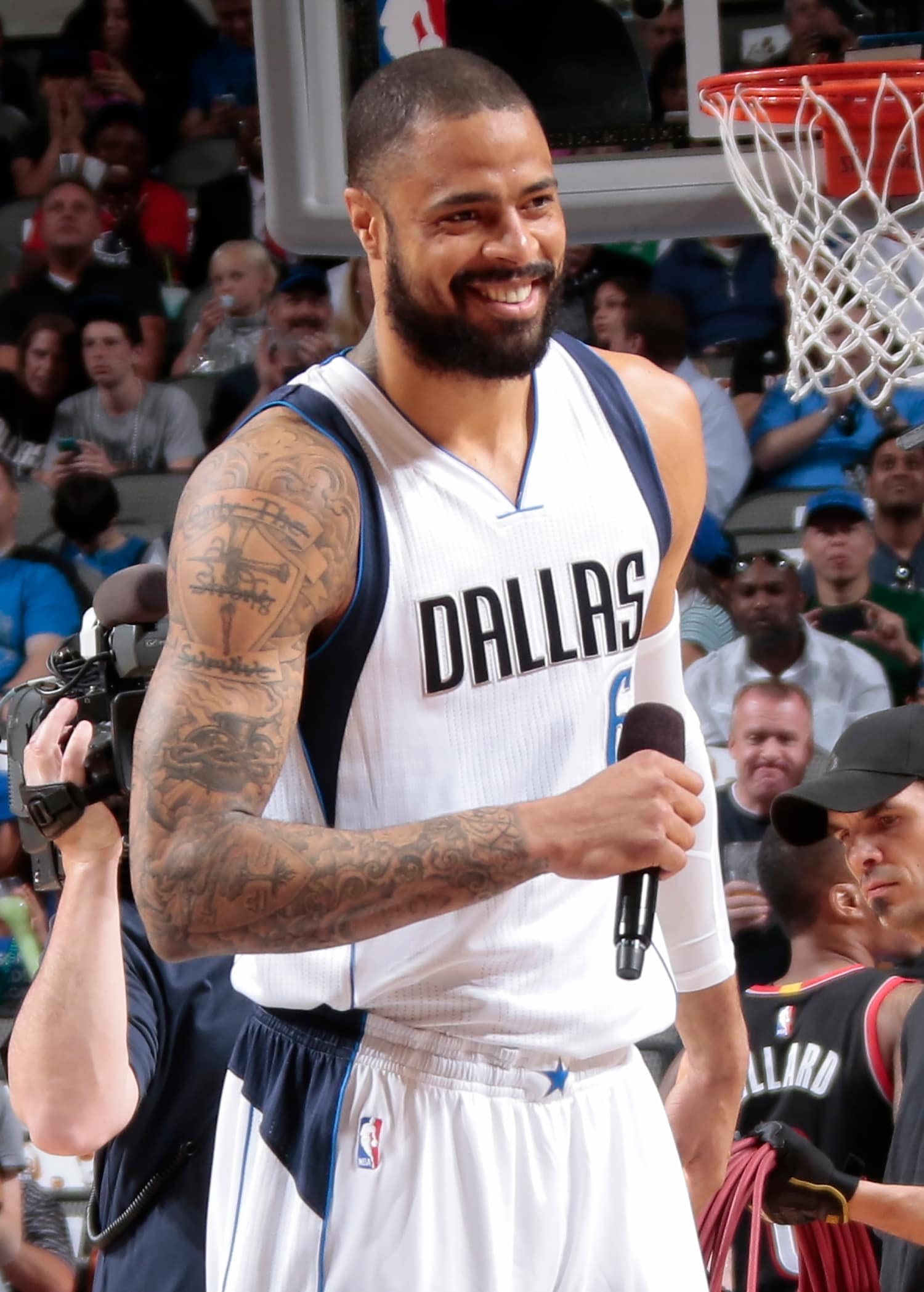 tyson chandler - photo #35