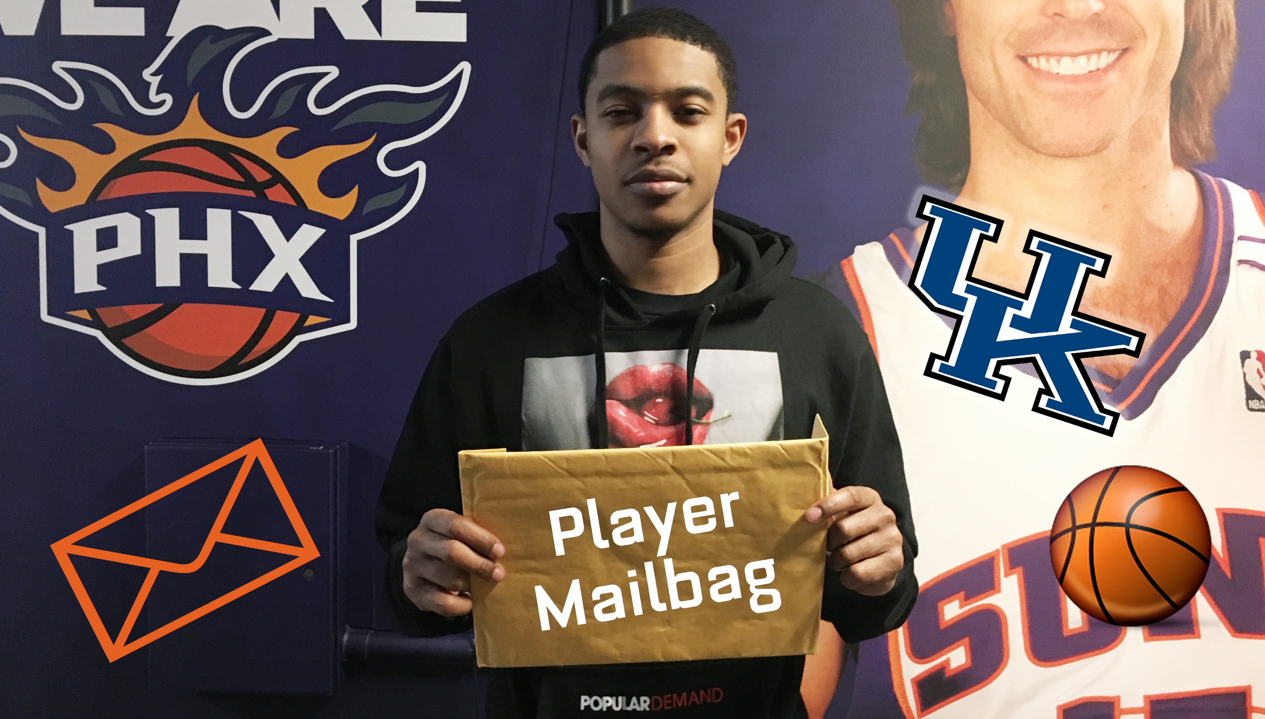 Player Mailbag: Tyler Ulis Discusses Kentucky Memories Sneakers and More