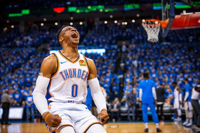 buy online 9ef3b 97cc5 Westbrook's Legacy Will Live On in OKC | Oklahoma City Thunder