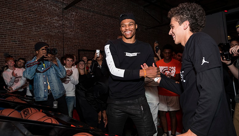 Why Not Kickstart the Season  Westbrook Launches Jordan XXXIIs and his Why Not Collection