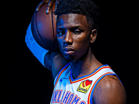One Step Up – Diallo Takes Big Stride Heading into Year 2