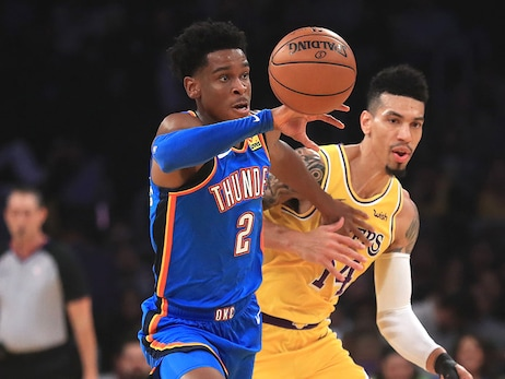 Game Recap: Thunder 107, Lakers 112