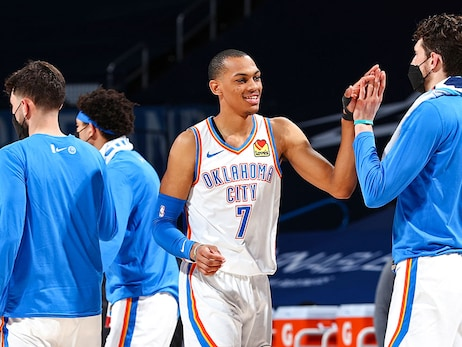 Game Recap: Thunder 118, Hawks 109