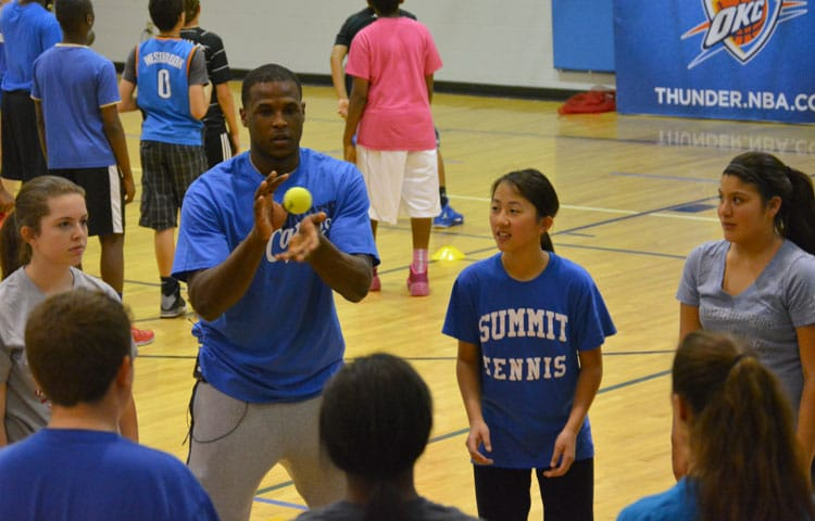 Encouraging Healthy Lifestyles at Thunder Fit Clinic ...