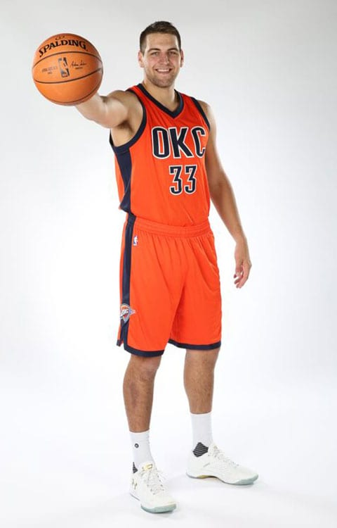e3397dd6 Thunder Unveils New Alternate Uniform for 2015-16 | Oklahoma City ...