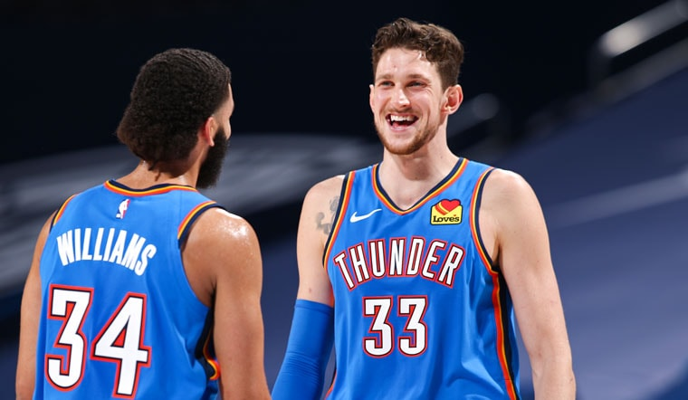 Oklahoma City Thunder | The Official Site of the Oklahoma City Thunder