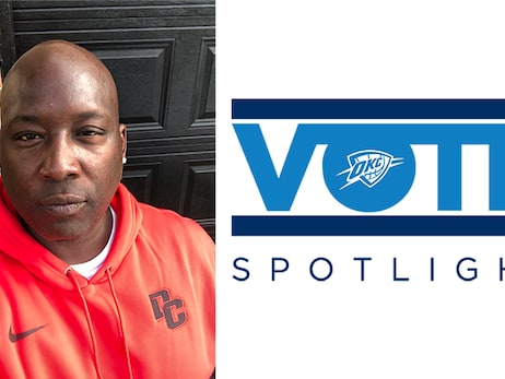 Thunder VOTE Spotlight: 'Be an Advocate'