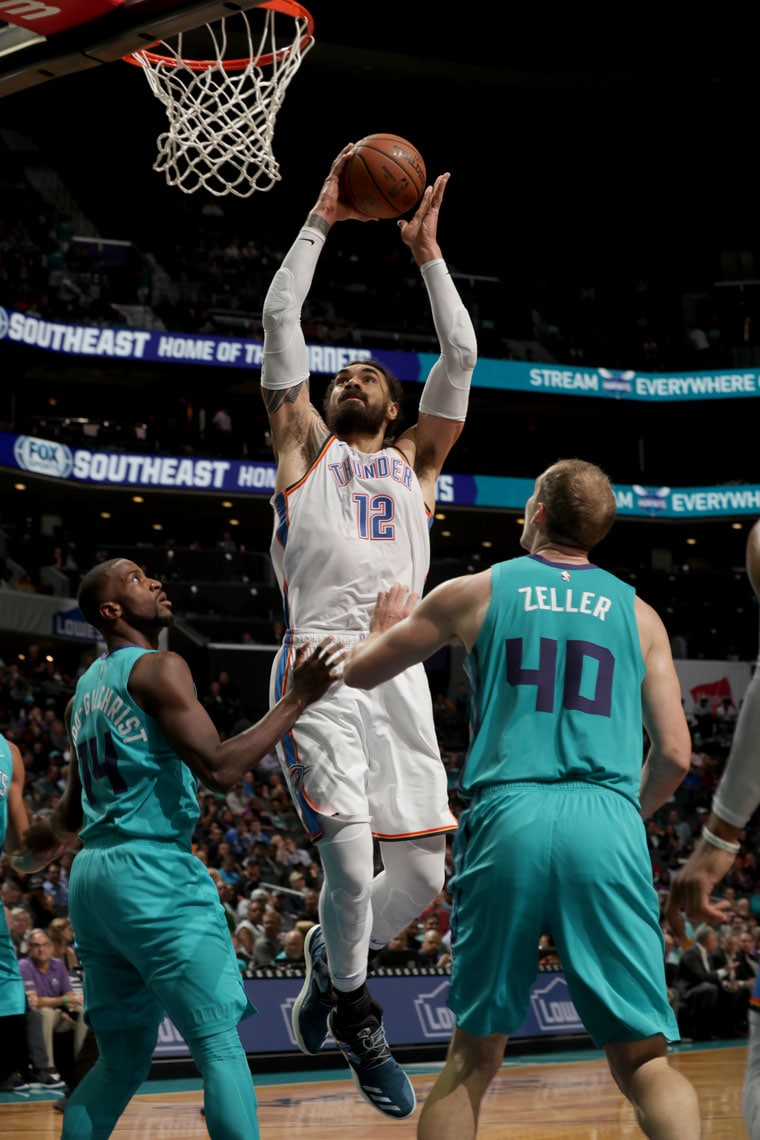 Abrines Goes Electric, Thunder Surges Down the Stretch – OKC