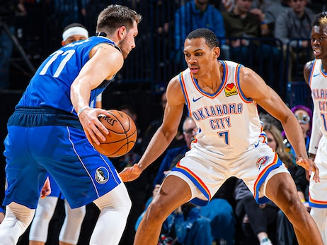 Thunder's Balanced Offense Turns the Page to Dallas