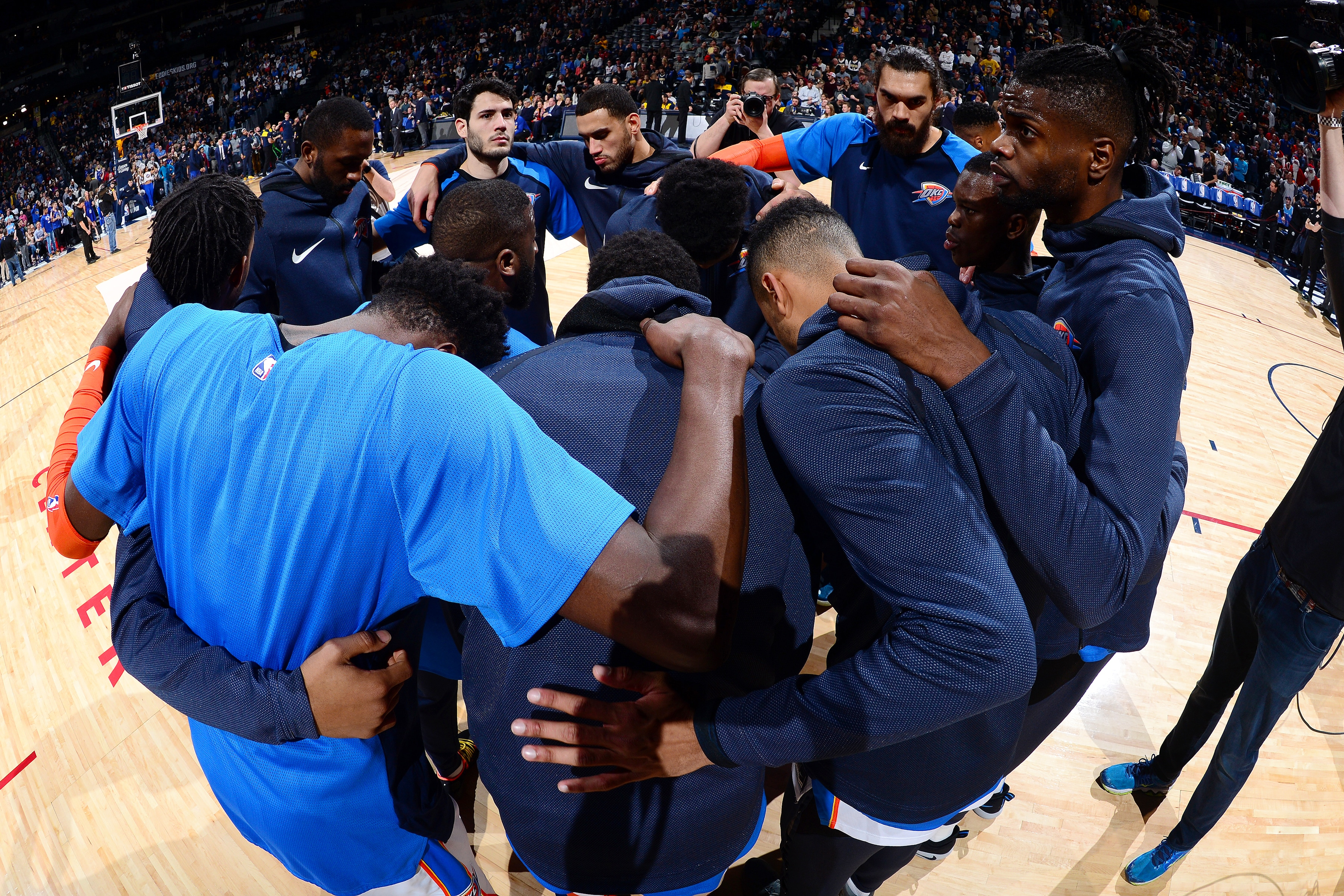 Bounce Back Chance on Back to Back  OU Medicine Game Day Report: OKC vs. LAC