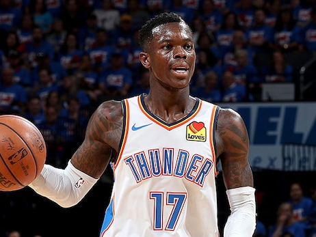 2019 Summer Feature: Dennis Schröder