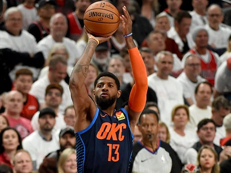 2019 Summer Feature Series: Paul George