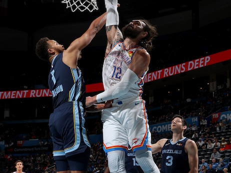 Photos: Thunder vs Grizzlies