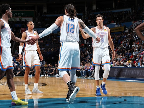 Thunder Falls to Grizzlies in Preseason Wrap