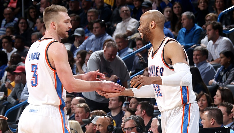 INTEGRIS Game Day Report: Thunder vs. New Orleans Pelicans  Feb. 26 2017