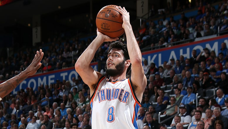One NBA Season Under His Belt Abrines Attacks His Offseason Work