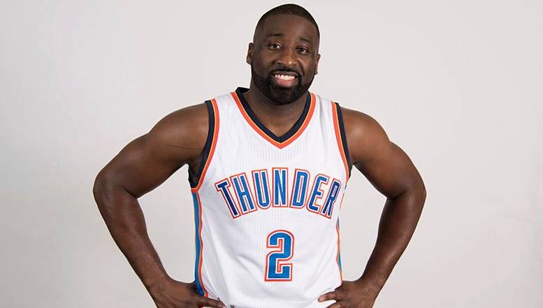 Feisty but Steady: Raymond Felton