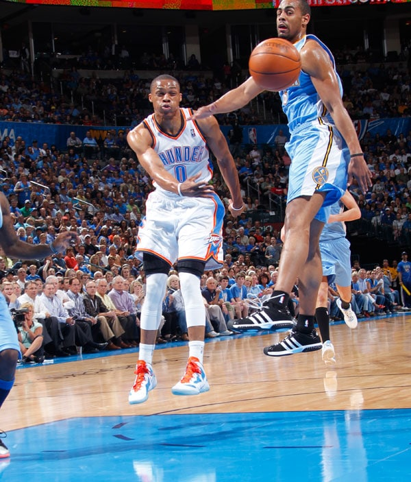 Denver Nuggets Watch Party: Thunder Vs. Nuggets - April 25, 2012