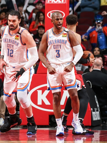 Grind Out Win for Thunder