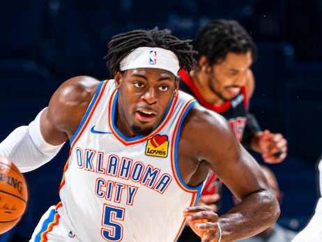 Thunder Closes Out Homestand with Philly