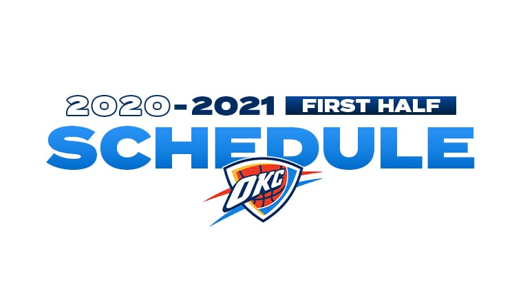 National Basketball Association releases first half of regular-season schedule