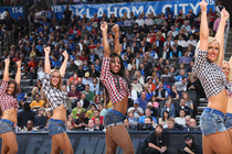 Thunder Girls Gallery: Week Two - LM - 2