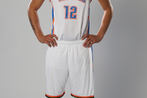 New Players Introduced: Photo Shoot - Steven Adams - 1