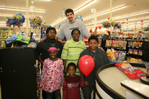 THUNDER: Homeland Shopping with Byron Mullens
