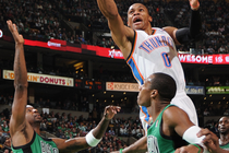 Thunder at Celtics: Nov. 23, 2012 - 5