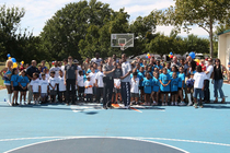 THUNDER: Photo Gallery - PAL Court Dedication