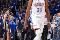 Thunder vs. Grizzlies: May 5, 2013 - Game 1 - 3