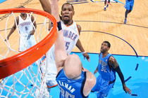Thunder vs. Mavericks: Dec. 27, 2012 - LM - 8