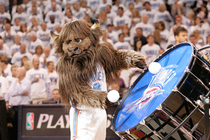 THUNDER: Thunder vs. Grizzlies - Playoff Entertainment
