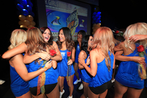 2013-14 Thunder Girls Finals Auditions - 3