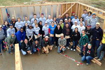 Thunder Helps Habitat Rebuild in Moore  - 10