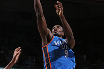 Thunder at Bucks: Nov. 16, 2013 - 1