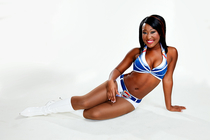 2011-12 Thunder Girls - LaTeshia