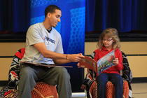 Reading Timeout with Kevin Martin - 1