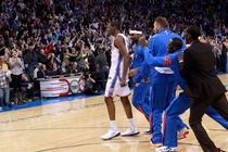 Thunder vs. Mavericks - 12/29/2011