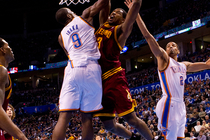 Second Look: Thunder vs. Cavaliers - 7