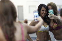 2013-14 Thunder Girls Auditions - 1