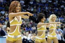 THUNDER: Photo Gallery--Thunder Girls Season In Review: Game