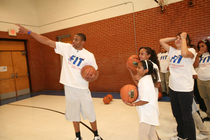 THUNDER: Thunder Fit at Roosevelt Middle School